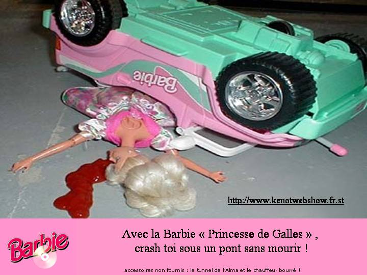 Barbie: Princesse de Galles