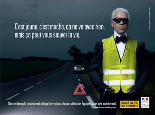pub securite routiere